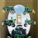 John Deere Tractor Light Switch Cover #LP727