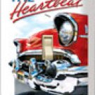 Chevrolet Chevy Heartbeat Car Light Switch Cover #LP820