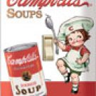 Campbell Soup Kid Light Switch Cover #LP970