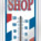 Barber Shop Thermometer #TH005