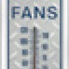 Ford Racing Thermometer #TH1062