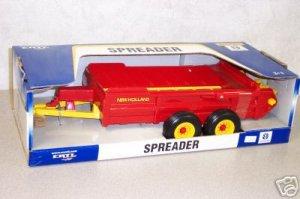 New Holland Diecast  Farm Spreader #13721
