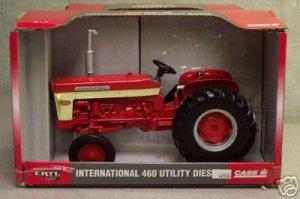 International Harvester 460 Diesel Diecast Tractor #14505