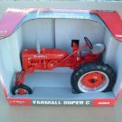 Internation Harvester Farmall Super C Diecast Tractor #14492