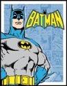 Batman Tin Sign #1401