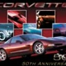 Corvette Tin Sign #1015