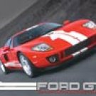 Ford GT tin sign #1149