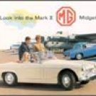 MG Midget Mark 2 tin sign #1217