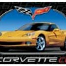 Corvette C6 tin sign #1248