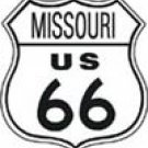 Route 66 tin sign #172