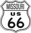 Route 66 tin sign #172