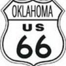 Route 66 tin sign #175