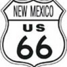 Route 66 tin sign #283