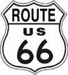 Route 66 tin sign #679
