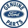 Ford Parts tin sign #791