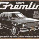 Gremlin tin sign #1414