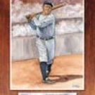 Babe Ruth tin sign #730