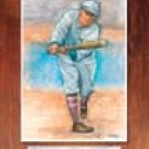 Ty Cobb tin sign #731