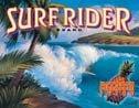 Surf tin sign #864