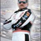 Dale Earnhardt Nascar tin sign #1152