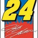 Jeff Gordon tin sign #1354