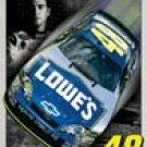 Jimmie Johnson Nascar tin sign #1434