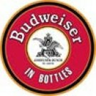 Budweiser Beer tin sign #1157