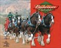 Budweiser Beer tin sign #1281