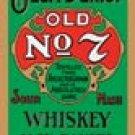 Jack Daniels tin sign #779