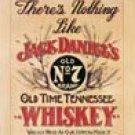 Jack Daniels tin sign #832