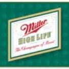 Miller Beer tin sign #857