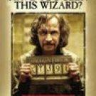 Harry Potter tin sign #1347