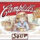 Campbell Soup tin sign #1089