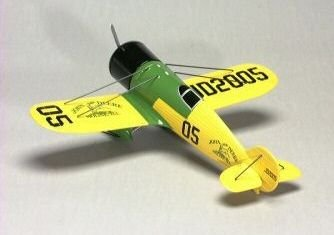 Speccast John Deere Collectible Diecast Airplane