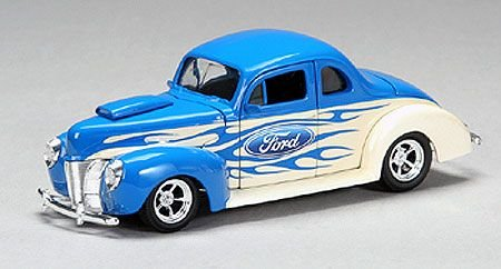 Speccast 1940 Ford Coupe Diecast Car