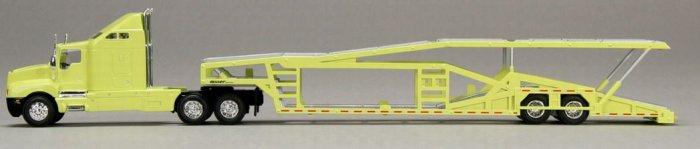 Speccast Kenworth T-600 Car Hauler Diecast Semi Truck