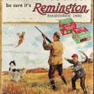 Remington Whatever You Shoot Tin Sign #1412