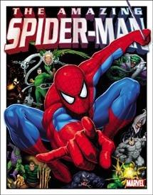 Spiderman Tin Sign #1260