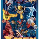 X Men Collage Tin Sign #1264