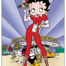 Betty Boop Tin Sign #835