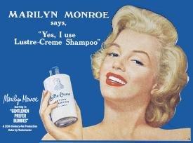 Marilyn Monroe Tin Sign #114