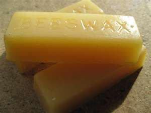 1 ea - 1 OZ bar Pure USA Beeswax  Made for Thread Sewing Bee Wax