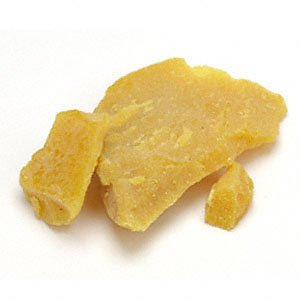 8 oz 100% ALL NATURAL hand poured bees wax beeswax  FROM WASHINGTON