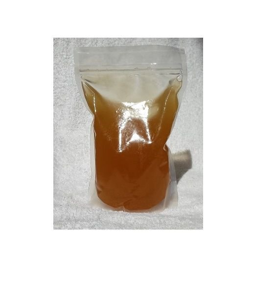 100 pure raw chunk honey comb in jar of raw honey 1 lb - 564×574