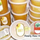 RAW WASHINGTON BLOSSOM HONEY UNFILTERED COLD EXTRACTED  2 pound 's