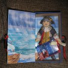 AMERICAN SPIRIT COLLECTION by HALLMARK GEORGE WASHINGTON COLLECTIBLE DOLL-Pocket for $.25!