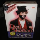RED SKELTON AMERICA'S CLOWN PRINCE 3 DVD SET AUTHORIZED BY THE RED SKELTON ESTATE!