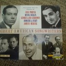 GREAT AMERICAN SONGWRITERS-5-CD BOX SET-COLE PORTER-IRVING BERLIN-GEORGE & IRA GERSHWIN & MORE!