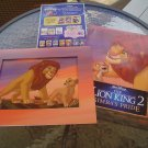 WALT DISNEY THE LION KING 2 SIMBA'S PRIDE EXCLUSIVE COMMEMORATIVE LITHOGRAPH from 2004!