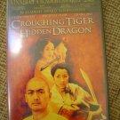 CROUCHING TIGER, HIDDEN DRAGON (2000) DVD - BRAND NEW IN SHRINKWRAP!